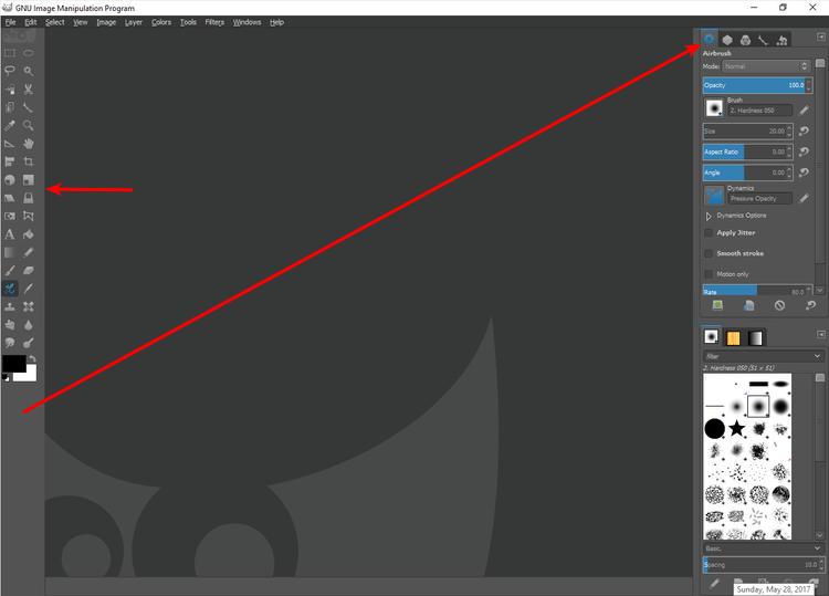 How to Make GIMP Look and Work like Photoshop | PCsteps com