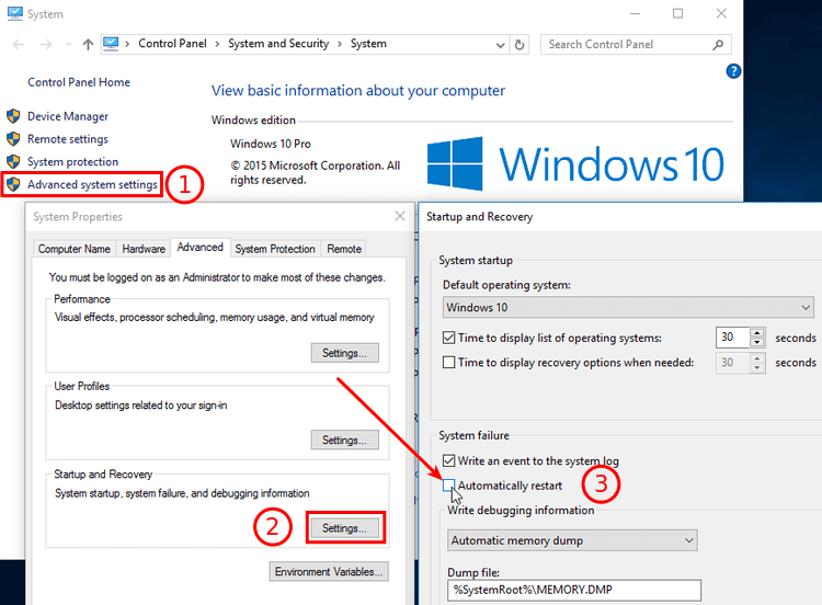 Blue Screen on Windows - How to Diagnose and Fix a BSOD 03