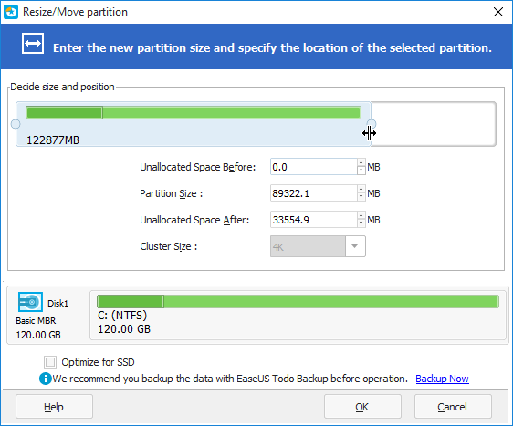 Easeus Partition Master - An Excellent Windows Partition Manager 13