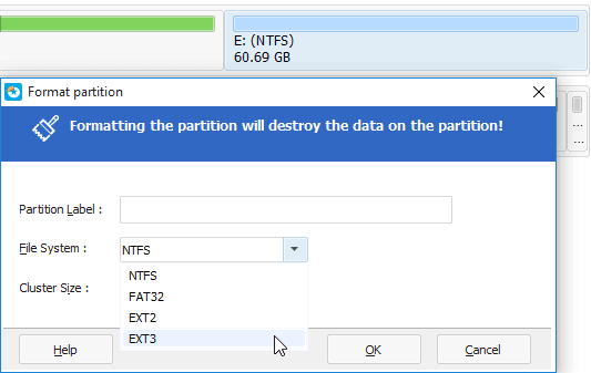 Easeus Partition Master - An Excellent Windows Partition Manager 16