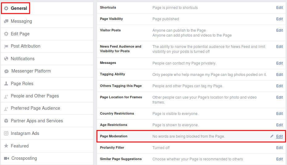 How To Disable Comments on a Facebook Page, with a Trick