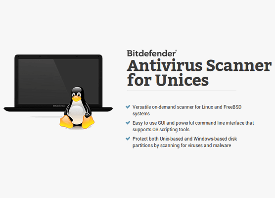 Linux Virus Scan With the Free Bitdefender for Unices