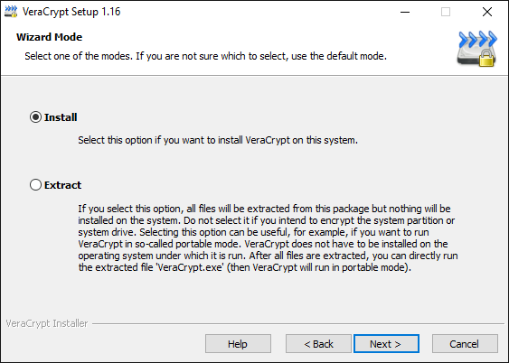 File Encryption Disk Encryption with VeraCrypt 02