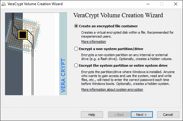 File Encryption Disk Encryption with VeraCrypt 05