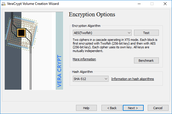 File Encryption Disk Encryption with VeraCrypt 09