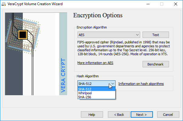File Encryption Disk Encryption with VeraCrypt 10