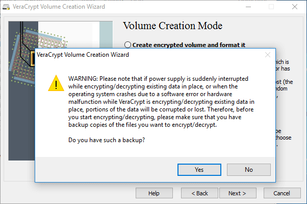 File Encryption Disk Encryption with VeraCrypt 27