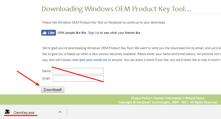 Windows 8 1 Product Key: How to Get it from the BIOS