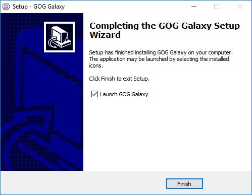 GOG Galaxy - A DRM-Free Steam Alternative in Beta 02