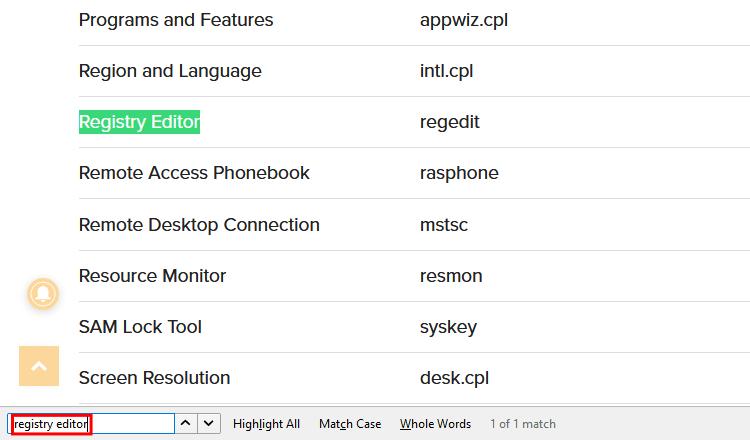 cmd commands windows 8.1 list