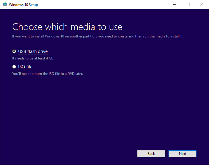 How To Create a Windows Installation Disc or Windows USB