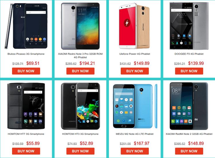 Best June Smartphone Deals on GearBest 01