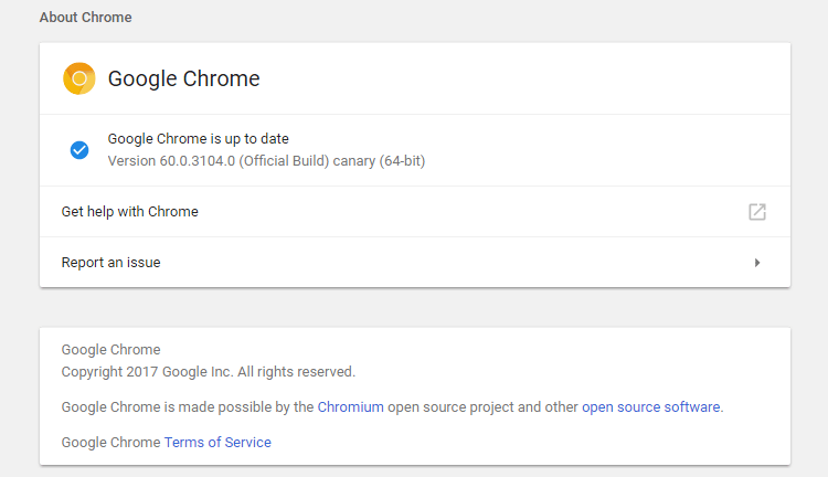 chrome beta channel download
