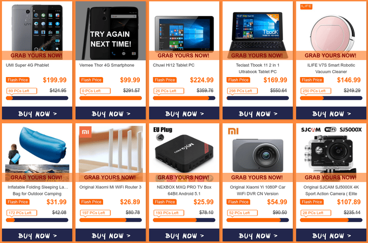 The Best Deals of the GearBest Summer Sale 01