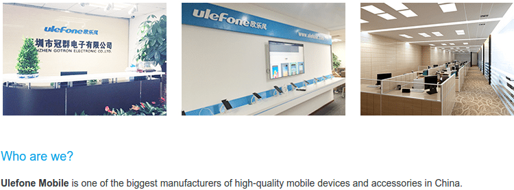 Ulefone Smartfone Flash Deals $49.99 - $239.99 01