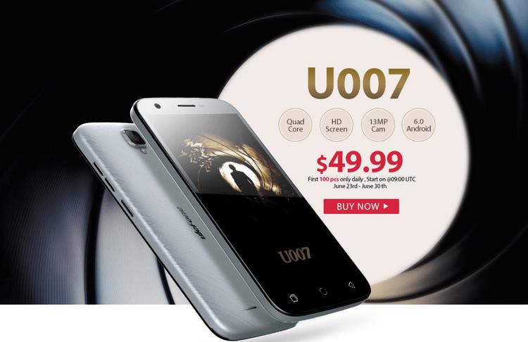 Ulefone Smartfone Flash Deals $49.99 - $239.99 05