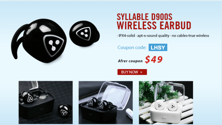 Great Deals on Wireless and Wired Headphones 01