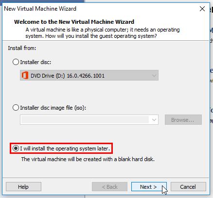 run pc disc on mac
