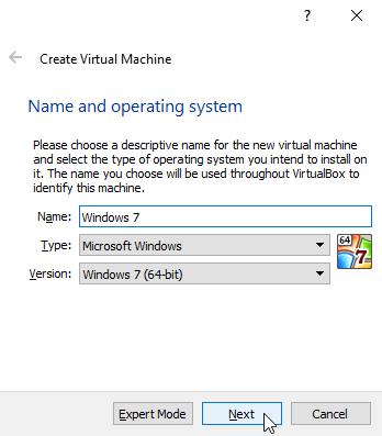 How To Create a Windows Virtual Machine in Linux and Windows