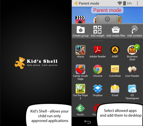 Android Parental Control For Our Kids' SmartPhones And Tablets