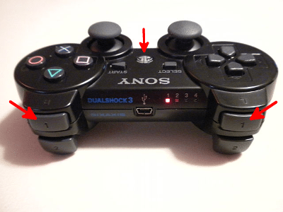how to connect ps4 controllers to pc