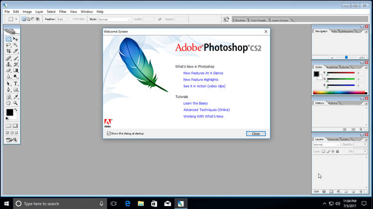 Download Photoshop Download: Get it Legally and for Free from Adobe