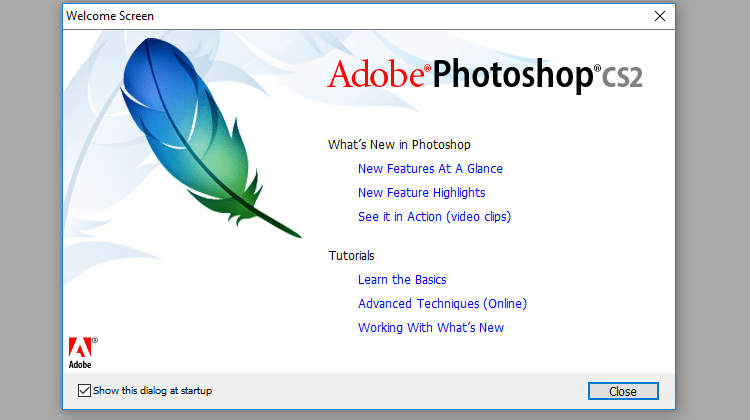 get a free photoshop download legally from adobe  not a