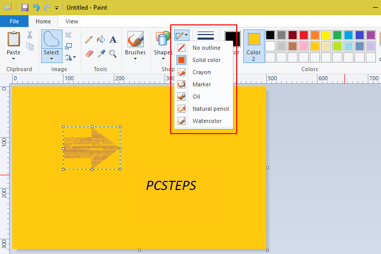 15+ Reasons To Use MS Paint Instead of Photoshop | PCsteps com