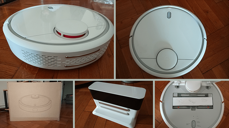 Review: Xiaomi Mi Robot Vacuum - A Cheap Roomba Alternative