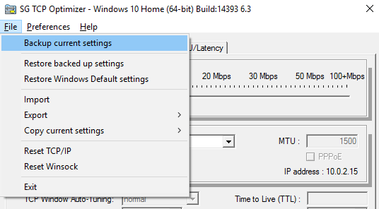 How To Boost The Internet Speed With the Proper TCP/IP Settings