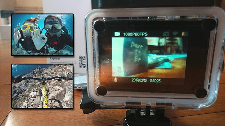 Review: Elephone ELE Explorer 4K: A Budget GoPro