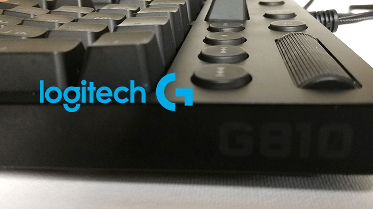 Review: Mechanical Keyboard Logitech G810 Orion Spectrum