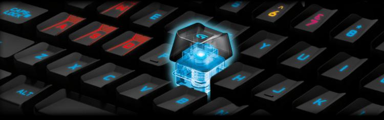 Review: Mechanical Keyboard Logitech G810 Orion Spectrum