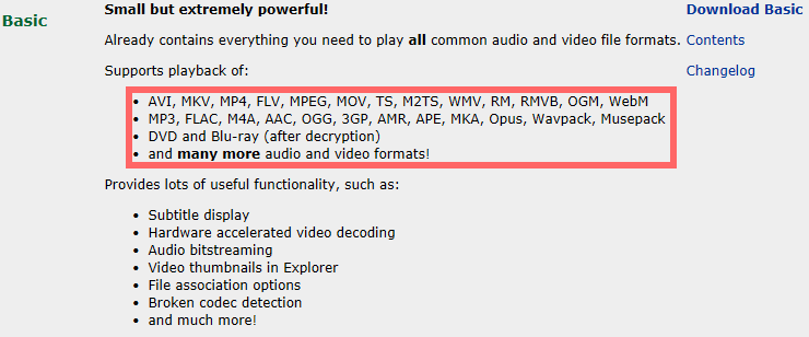 What Is A Codec Pack And How To Play All Video Formats