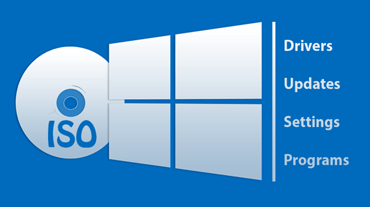 How To Slipstream Drivers And Updates In A Custom Windows