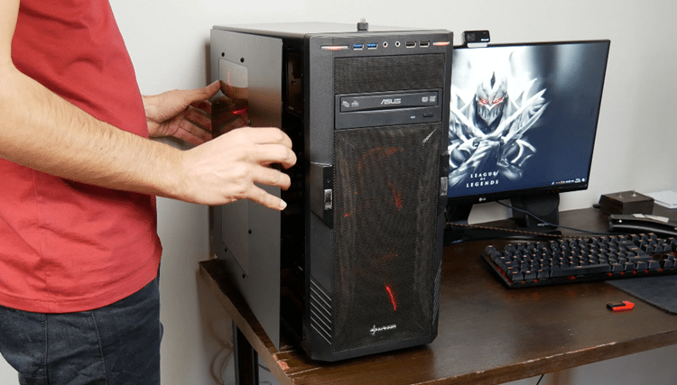 How To Safely Remove The Dust From Your Computer Pcstepscom