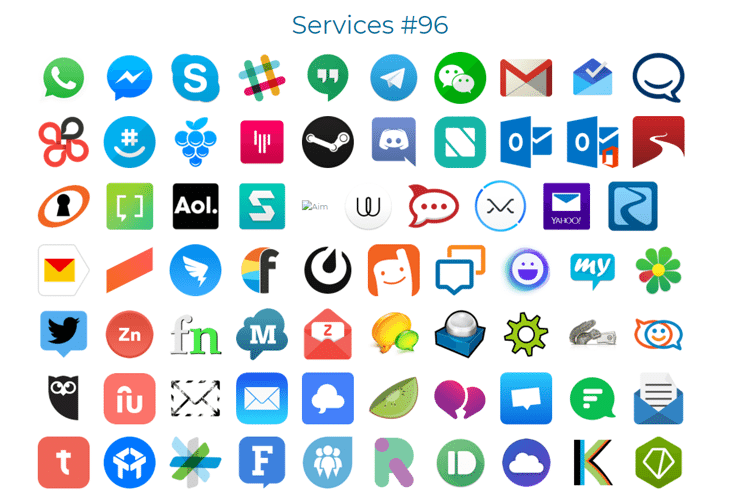 How To Have All Of Your Chat Services In One App | PCsteps com