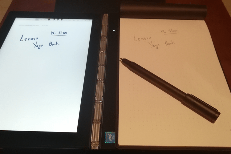 Review: Lenovo Yoga Book - The Future Of Tablets and Laptops