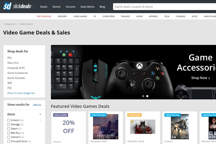 The Best Video Game Deals Sites For PC | PCsteps com