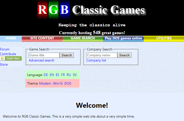 best website for downloading computer games