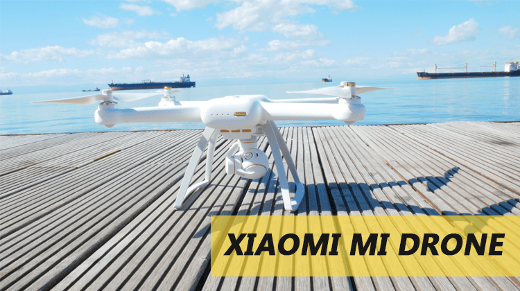 Xiaomi Mi 4K Drone - The Most VFM Drone On The Market?