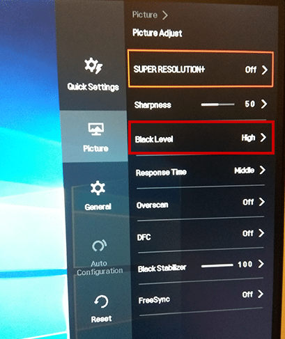 AMD/Nvidia Settings For Best Image Quality Via HDMI Cable