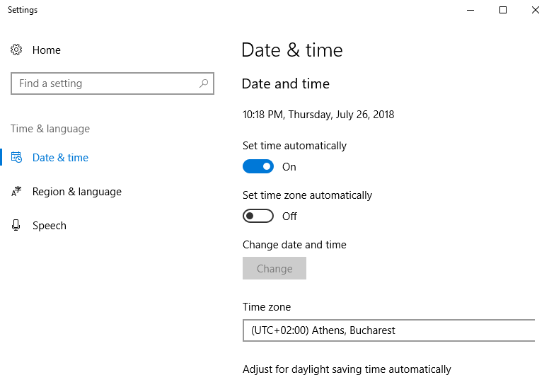 How To Fix Problems With Windows Time And Why It Is