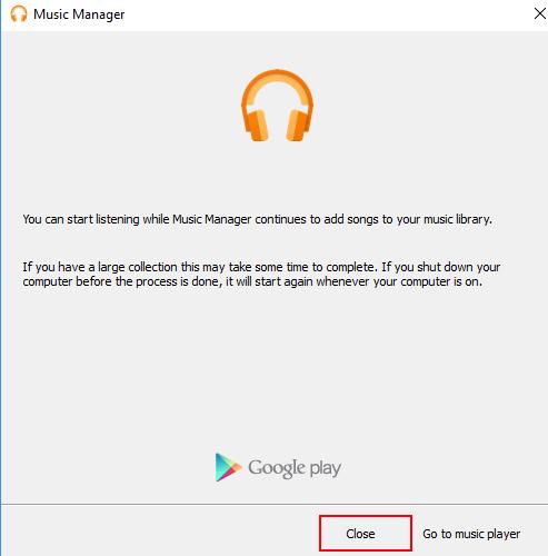 musica comprata su google play