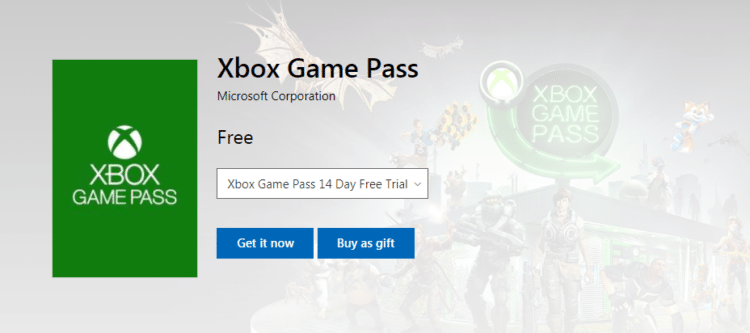 Get Free PC Games With The Microsoft Xbox Game Pass | PCsteps com