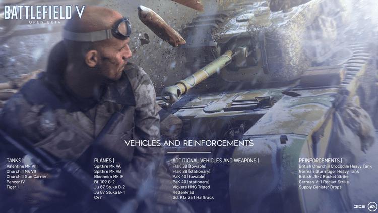 Battlefield V Open Beta Review: The Final Stand   PCsteps com
