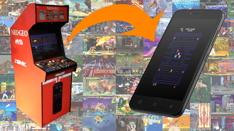 The Best Free Retro Games Which We Can Play In Our Phone