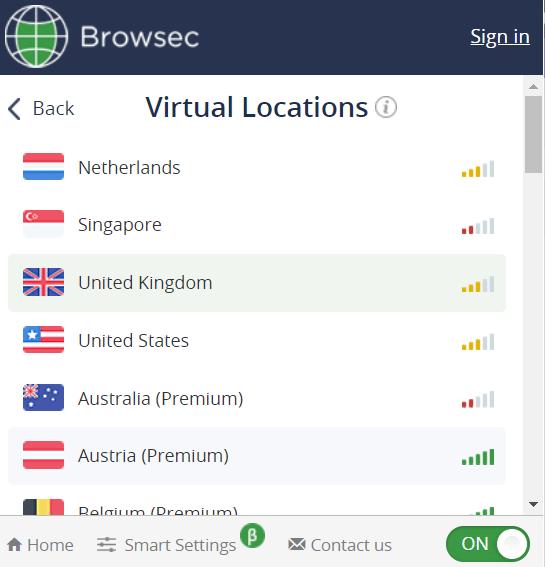 Best Free VPN Services For Safe Internet Browsing | PCsteps com