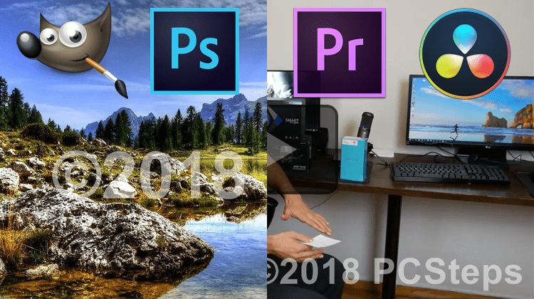 How to Watermark Photos And Add A Video Watermark