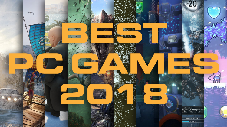 The Best PC Games For 2018